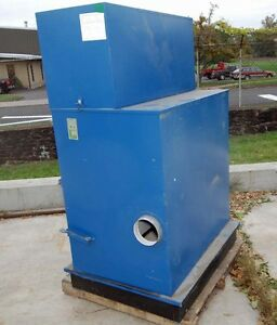 Meco Dust Collector Model 225 3 inv 29575