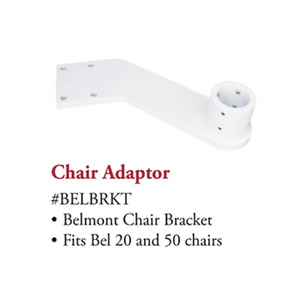 Tpc Dental Belmont Chair Bracket