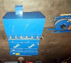 Torit Donaldson Td970 Dust Collector inv 20933