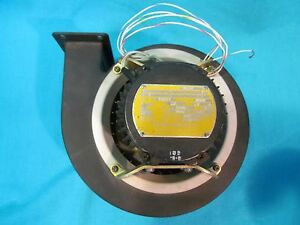 Rotron Centrifugal Fan Blower 115v 329as Ph 1 Squirrel Cage