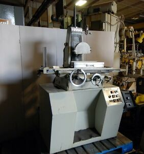 Harig 618 Automatic Surface Grinder inv 5943