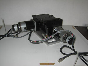 Aerotech Xy 2 axis Motorized Translation Stage