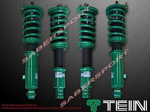 Tein Flex Z Coilovers Damper Kit For 95 95 Civic Hatchback 94 01 Integra 3dr