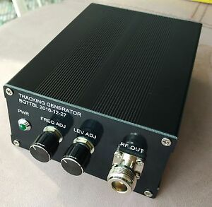 50k 1 8g Ms2601 Ms610 Anritsu Command Spectrum Analyzer Tracking Generator