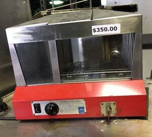 Hot Dog Steamer 35s Star Manufacturing