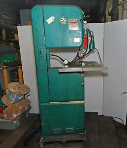Walker Turner 16 Vertical Wood Band Saw inv 30491