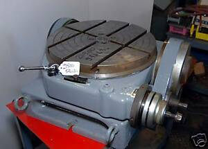 Walters 15 3 4 In Tilting Rotary Table Type Rs400g inv 21500