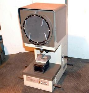 Mitutoyo 12 In Profile Projector Comparator Type Pj300 inv 11205
