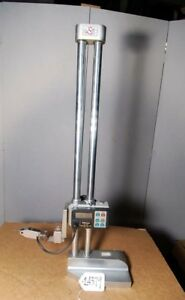 Digimatic Height Gage No 192 656 inv 24379