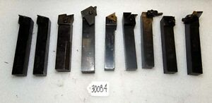 Lot Of Used Turning Boring Insert Tool Holders inv 30084