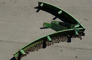 Used John Deere Guard Part Number Bw14484 Aw30447 W41389 W41388