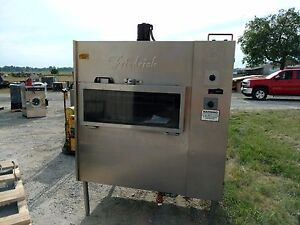 Friedrich Rotisserie Oven 80 Ne converted To A Manual