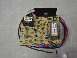 Emergi lite Lumacell 009905 Charger Board For Rg Dtf Series 6v 36 72w Emergency