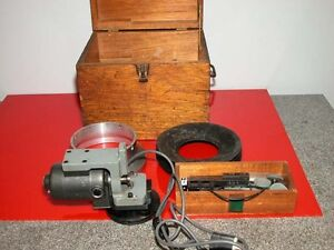 Moore Slot Grinding Attachment inv 1713