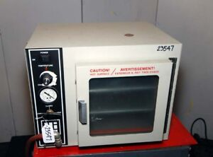 Lab Line Instruments Model 3608 Vacuum Oven inv 23547