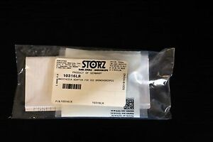 Karl Storz 10316lr Anesthesia Adapter For Co2 Bronchoscopes New
