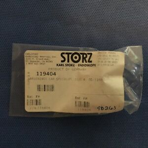 Storz 119404 Bruenings Ear Speculum Size 4 Od 11mm