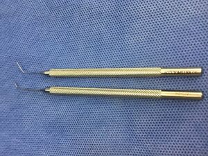 Accutome millennium Bechert Ophthalmic Nucleus Rotator lot Of 2