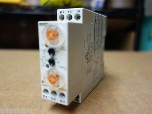 Crouzet Eih Current Control Relay 84 871 009