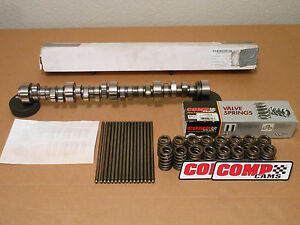 Thunder Racing Camshaft Comp Cams Beehive Springs Ls2 6 0 W Pushrods Low Miles