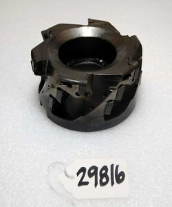 Iscar Shell Mill Sm d4 00 1 50 1 50 m inv 29816