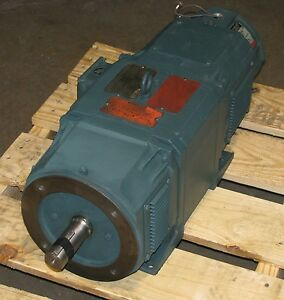 Refurbished Reliance Electric 10 Hp Dc Motor Id 1kak01264 sm