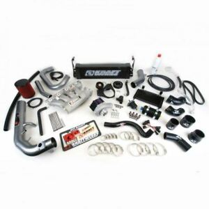 Kraftwerks 06 11 Civic Si Supercharger System W O Tuning Black Edition