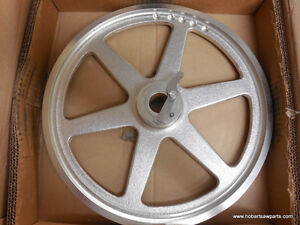 Lower Saw Wheel 16 For Hobart Saw Model 6801 Reference Part Ml 109653 0000z