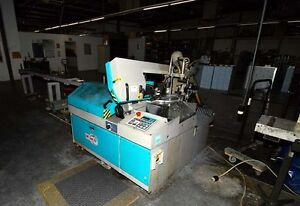 Kalamazoo H360a Horizontal Band Saw inv 30443