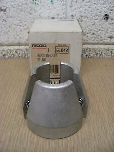 New Ridgid 61040 A3142x Kms 43 K 2000 Sewer Drain Cleaner Jaws Springs Jaw Set