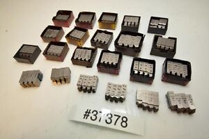 1 Large Lot Of Geometric Die Head Chasers inv 37378