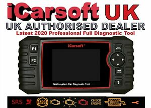 Volvo Saab Icarsoft Vol Ii Diagnostic Scanner Reset Tool Abs Airbag Srs Service