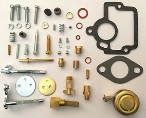 Farmall H Major Tractor Carburetor Repair Kit W Float 45108db