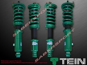 Tein Flex Z Coilovers Damper Kit For 2006 2011 Honda Civic Coupe And Sedan