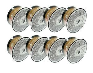 8 X 2lb 035 E71t gs Flux Cored Gasless Weld Wire 8 Rolls