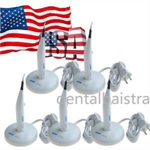 5x Usps Azdent Dental A blade Wireless Cutter Gutta Percha Points Tooth Gum 4tip