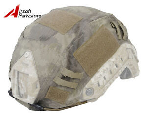 Emerson Tactical Military Helmet Cover for Ops-Core Fast Helmet BJPJMH A-TACS