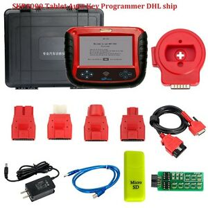 Skp1000 Tablet Auto K ey Programmer With Special Functions For All Locksmiths