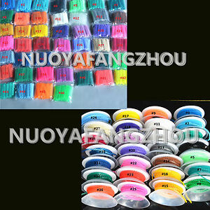 10 Pks Dental Orthodontic Ligature Ties 10 Rolls Power Chains Multicolor Choose