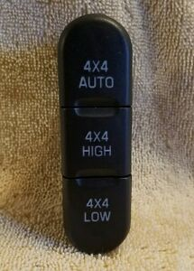 02 05 Ford Explorer Transfer Case Switch 4x4 Low 4x4 High Oem