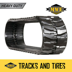 Fits Gehl 753z 18 Mwe Heavy Duty Mini Excavator Rubber Track