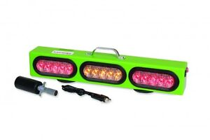 Lite It Wireless 25 Led Tow Truck Wrecker Tow Light Bar With Flashers