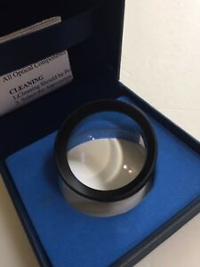 20d Double Aspheric Lens Ophthalmology Optometry W Case