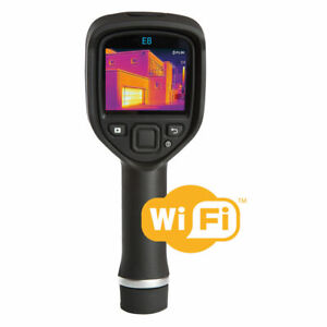 Flir E8 Thermal Imaging Camera With Wifi 76800 Pixels 320 X 240