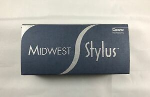 Midwest Stylus Dentsply Dental High Speed Handpiece Fiber Optics Pb fda