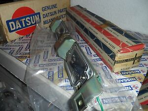 Datsun 610 License Lamp Assembly New Nos