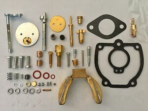 Farmall M Major Tractor Carburetor Repair Kit W Float 47387db