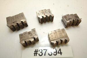 1 Lot Of Geometric Die Head Chasers inv 37394