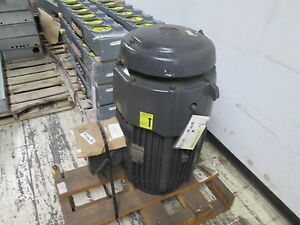 Emerson us Motors 672255 Vertical Solid Shaft Ac Motor 672255 75hp 1780rpm Used