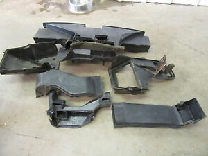 1982 1988 Chevrolet Camaro Pontiac Firebird Interior Dash Heater Duct Parts